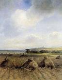 К концу лета на Волге. 1873